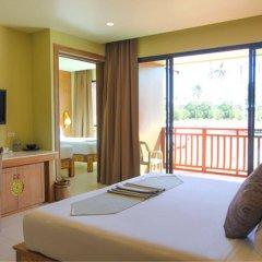 Отель Maikhao Palm Beach Resort Таиланд, пляж Май Кхао - 2 отзыва об отеле, цены и фото номеров - забронировать отель Maikhao Palm Beach Resort онлайн комната для гостей фото 3