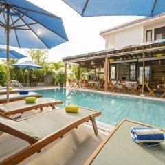 Отель Hoi An Estuary Villa Вьетнам, Хойан - отзывы, цены и фото номеров - забронировать отель Hoi An Estuary Villa онлайн бассейн фото 2