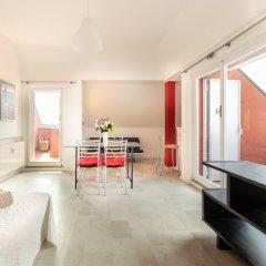 Отель Alessia's Flat Naviglio Grande 4 Италия, Милан - отзывы, цены и фото номеров - забронировать отель Alessia's Flat Naviglio Grande 4 онлайн комната для гостей фото 5