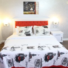 Hotel Ottoman 2 Class комната для гостей