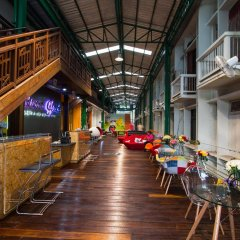 Yodsiam Hostel интерьер отеля фото 2