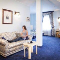Villa Voyta Hotel & Restaurant Прага комната для гостей