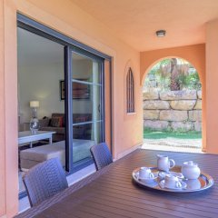 Апартаменты Amendoeira Golf Resort - Apartments and villas балкон фото 3