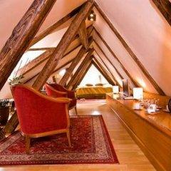 Отель Santini Residence Чехия, Прага - отзывы, цены и фото номеров - забронировать отель Santini Residence онлайн интерьер отеля