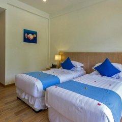 Отель Plumeria Maldives комната для гостей фото 5