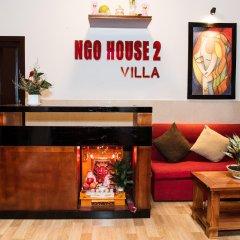 Отель Ngo House 2 Villa интерьер отеля