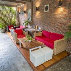 Отель Casa Villa Independence Камбоджа, Пномпень - отзывы, цены и фото номеров - забронировать отель Casa Villa Independence онлайн интерьер отеля
