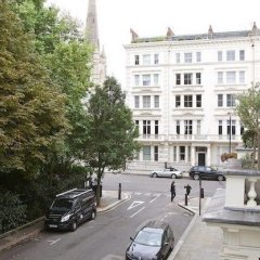 Отель A Place Like Home - Lovely Flat in Pimlico Area Великобритания, Лондон - отзывы, цены и фото номеров - забронировать отель A Place Like Home - Lovely Flat in Pimlico Area онлайн балкон