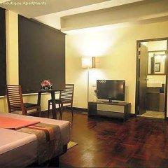 Отель President Boutique Apartment Таиланд, Бангкок - отзывы, цены и фото номеров - забронировать отель President Boutique Apartment онлайн комната для гостей фото 3