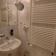 Отель Aparthotel Stephan Jantzen Германия, Росток - отзывы, цены и фото номеров - забронировать отель Aparthotel Stephan Jantzen онлайн ванная
