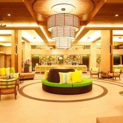 Patong Merlin Hotel интерьер отеля