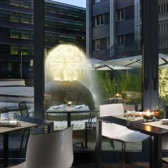 Отель UNAHOTELS Century Milano питание фото 3