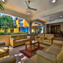 Отель OYO 14036 Calangute Гоа интерьер отеля фото 3