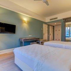 Antmare Hotel Чешме комната для гостей фото 3