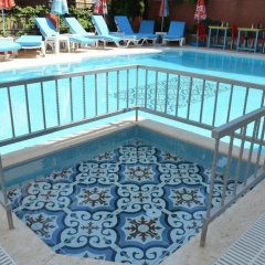 Kemal Butik Hotel Мармарис бассейн