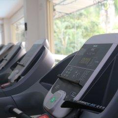 Отель Ramada Colombo Шри-Ланка, Коломбо - отзывы, цены и фото номеров - забронировать отель Ramada Colombo онлайн фитнесс-зал фото 2