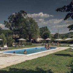 Отель Agriturismo Cupello Читтадукале бассейн