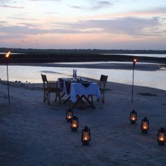 Отель Mahoora Tented Safari Camp - Kumana Шри-Ланка, Яла - отзывы, цены и фото номеров - забронировать отель Mahoora Tented Safari Camp - Kumana онлайн приотельная территория фото 2