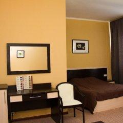 Гостиница Уют Внуково Стандартный номер с двуспальной кроватью фото 21