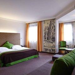 Отель Der Salzburger Hof Австрия, Зальцбург - 1 отзыв об отеле, цены и фото номеров - забронировать отель Der Salzburger Hof онлайн комната для гостей фото 3