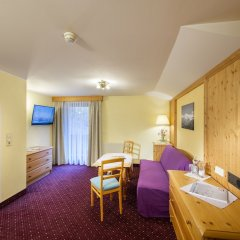 Отель Erhart Австрия, Хохгургль - отзывы, цены и фото номеров - забронировать отель Erhart онлайн комната для гостей фото 4