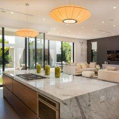 Отель Sycamore Villa США, Лос-Анджелес - отзывы, цены и фото номеров - забронировать отель Sycamore Villa онлайн интерьер отеля фото 2