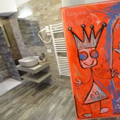 Отель Resilienza Италия, Мира - отзывы, цены и фото номеров - забронировать отель Resilienza онлайн ванная