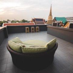 Issara by d Hostel балкон