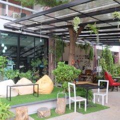 Отель Bann Sabai Rama Iv Бангкок питание фото 3