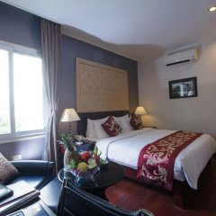 Отель Medallion Hanoi Hotel Вьетнам, Ханой - отзывы, цены и фото номеров - забронировать отель Medallion Hanoi Hotel онлайн комната для гостей фото 4