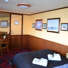 Отель The Red Boat интерьер отеля