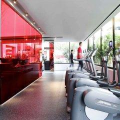 Отель Sofitel Los Angeles at Beverly Hills фитнесс-зал фото 2