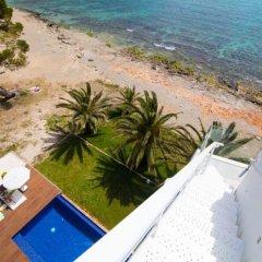 Caballito Al Mar Hotel пляж фото 2