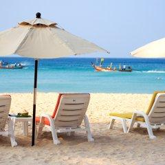 Отель Alpina Phuket Nalina Resort & Spa пляж фото 2