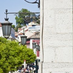 Отель Internacional Design Hotel - Small Luxury Hotels of the World Португалия, Лиссабон - 1 отзыв об отеле, цены и фото номеров - забронировать отель Internacional Design Hotel - Small Luxury Hotels of the World онлайн фото 5