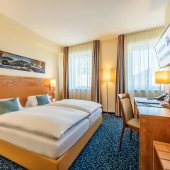 Отель CityClass Hotel Europa am Dom Германия, Кёльн - 1 отзыв об отеле, цены и фото номеров - забронировать отель CityClass Hotel Europa am Dom онлайн комната для гостей фото 5