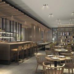 Отель remm Tokyo Kyobashi гостиничный бар
