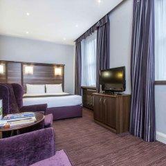 Отель Holiday Inn Oxford Circus Лондон фото 7