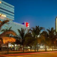 Отель Fiesta Inn Cancun Las Americas Мексика, Канкун - 1 отзыв об отеле, цены и фото номеров - забронировать отель Fiesta Inn Cancun Las Americas онлайн фото 2