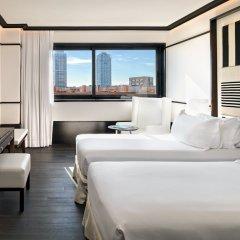 Отель H10 Marina Barcelona Испания, Барселона - 12 отзывов об отеле, цены и фото номеров - забронировать отель H10 Marina Barcelona онлайн комната для гостей фото 5
