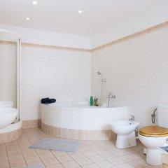 Апартаменты Golden Angel Apartment Прага ванная