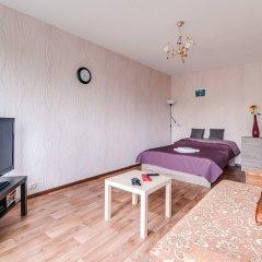 Апартаменты Open Apartment Bely Kuna Санкт-Петербург комната для гостей фото 4