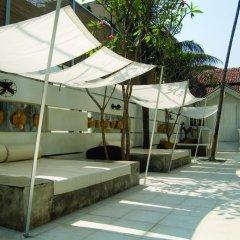 Casa Colombo Hotel бассейн