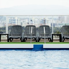 Отель W Seoul Walkerhill Южная Корея, Сеул - отзывы, цены и фото номеров - забронировать отель W Seoul Walkerhill онлайн приотельная территория фото 2