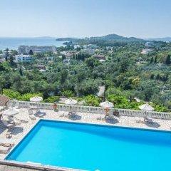 Отель Eliana бассейн фото 3