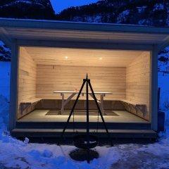 Отель Rullestad Camping спа