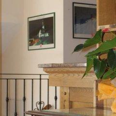 Отель Villa Bacchiani - La Rosa Blu Долина Валь-ди-Фасса интерьер отеля
