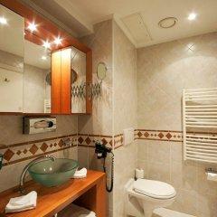 Отель Golden Prague Residence ванная фото 2