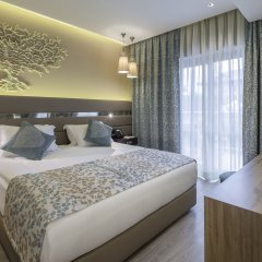 Club Grand Aqua Турция, Сиде - отзывы, цены и фото номеров - забронировать отель Club Grand Aqua - All Inclusive онлайн комната для гостей фото 3