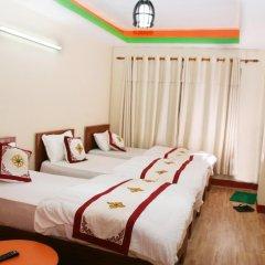 Отель Thamel Backpackers Home Непал, Катманду - отзывы, цены и фото номеров - забронировать отель Thamel Backpackers Home онлайн комната для гостей фото 3